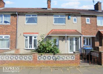 Thumbnail 3 bed terraced house for sale in Ilston Green, Middlesbrough, North Yorkshire