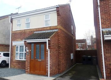 Thumbnail 3 bed detached house to rent in Thrush Close, Sleaford