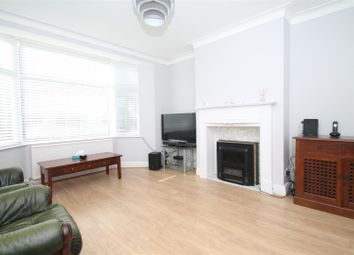 Thumbnail 3 bed terraced house to rent in Kenmare Gardens, Palmers Green, London