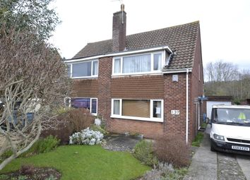 Thumbnail 3 bedroom semi-detached house for sale in Chosen Way, Hucclecote