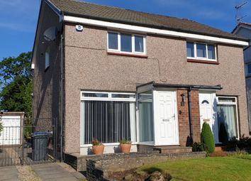 Thumbnail 2 bed semi-detached house for sale in 53 Russell Road, Clydebank