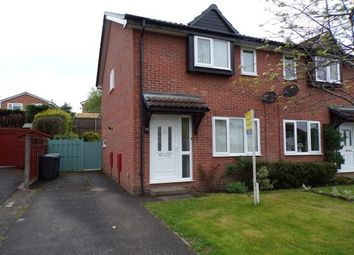 Thumbnail 2 bedroom property to rent in Tunstall Green, Chesterfield