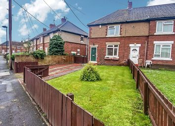 Thumbnail 2 bed semi-detached house for sale in Green Crescent, Dudley, Cramlington
