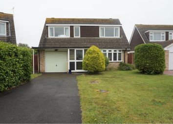 3 bed detached house for sale in Collington Park Crescent, Bexhill-On-Sea TN39