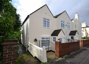 Thumbnail 2 bedroom end terrace house for sale in Downs Road, Ramsgate, Kent