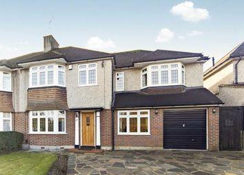 Thumbnail 4 bed semi-detached house for sale in Gravel Hill, South Croydon, Croydon, Surrey