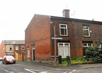 Thumbnail 3 bedroom end terrace house for sale in Church Street West, Radcliffe, Manchester