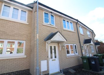 Thumbnail 3 bed terraced house to rent in Arnold Pitcher Close, North Walsham