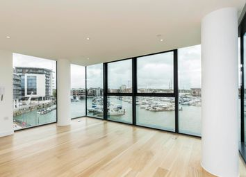 Thumbnail 2 bed flat to rent in The Hawkins Tower, Admirals Quay, Southampton