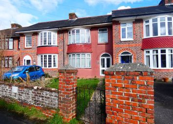 Thumbnail 3 bed terraced house for sale in Westley Grove, West End, Fareham