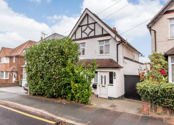 Thumbnail 4 bed detached house for sale in Bray Road, Guildford