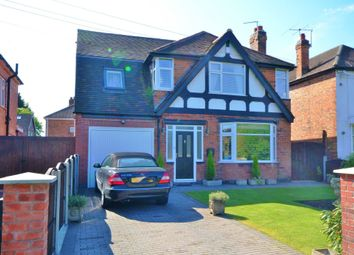 Thumbnail 4 bed detached house to rent in Church Road, Burton Joyce
