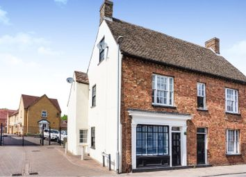 Thumbnail 2 bedroom end terrace house for sale in Lee Court, St. Neots