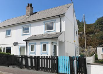 Thumbnail 3 bedroom semi-detached house for sale in Lochalsh Road, Kyle Of Lochalsh