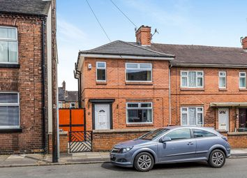 Thumbnail 2 bed terraced house for sale in Langley Street, Basford, Stoke-On-Trent