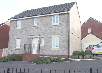 Thumbnail 4 bed property for sale in White Farm, Barry