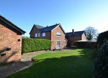 Thumbnail 4 bed semi-detached house for sale in Northwich Road, Lower Stretton, Warrington