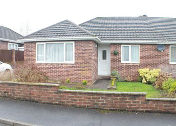 Thumbnail 3 bedroom bungalow for sale in Trent Way, West End, Southampton