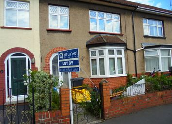 3 bed terraced house to rent in Cottrell Rd, Eastville, Bristol BS5