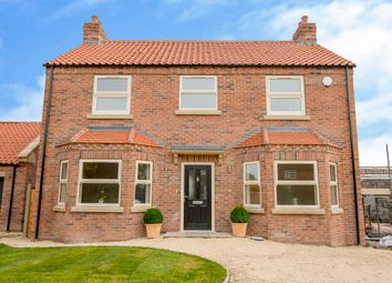 Thumbnail Detached house for sale in Leverton Road, Sturton-Le-Steeple, Retford