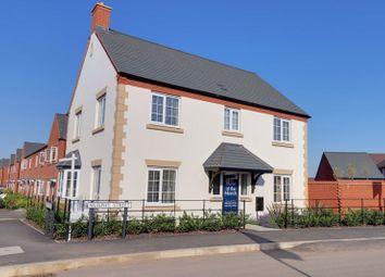 Thumbnail 4 bed detached house for sale in Murphy Street, Fradley, Lichfield