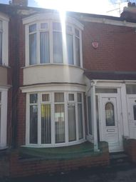 Thumbnail 2 bedroom terraced house to rent in Jesmond Gardens, Hull, East Riding Of Yorkshire