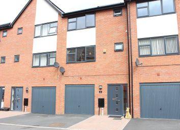 Thumbnail 4 bedroom town house for sale in Droylsden Wharf Road, Droylsden, Manchester