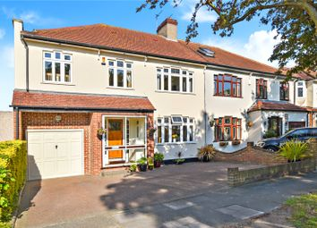 Thumbnail 4 bed semi-detached house for sale in Ranleigh Gardens, Bexleyheath, Kent