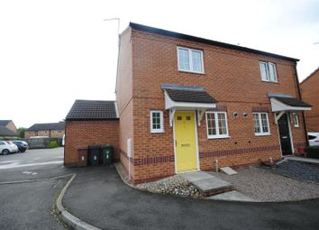 Thumbnail 2 bed property to rent in Old Tannery Drive, Sileby, Loughborough