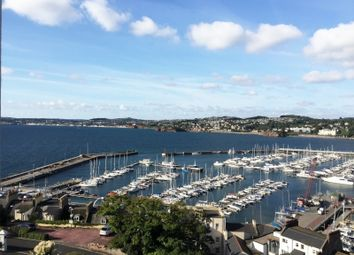 Thumbnail 2 bedroom flat to rent in Park Hill Road, Torquay