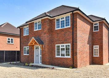 Thumbnail 4 bed detached house for sale in Eversley, Hook