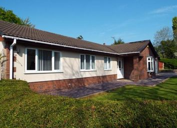 Thumbnail 4 bed bungalow for sale in Nant Mawr Road, Buckley, Flintshire