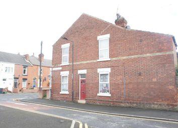 Thumbnail 2 bedroom end terrace house for sale in 38 Harrington Street, Doncaster