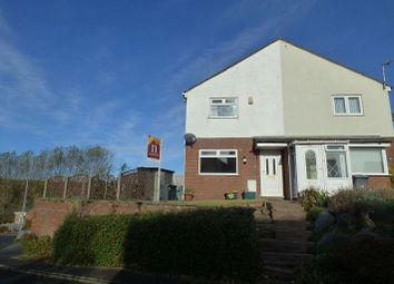 Thumbnail 1 bed semi-detached house to rent in Berwick Way, Heysham