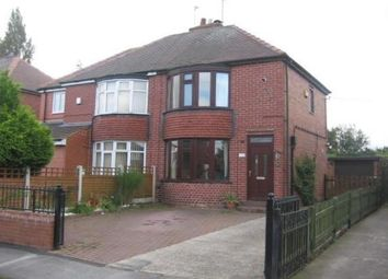 Thumbnail 2 bed semi-detached house to rent in Seymore Road, Aston, Sheffield