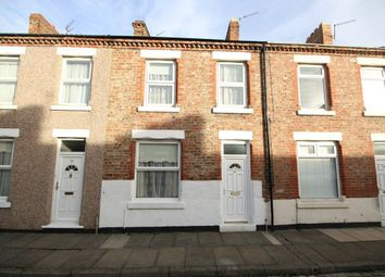 Thumbnail 3 bed property to rent in West Powlett Street, Darlington