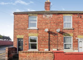 2 bed end terrace house for sale in King Edward Street, Sleaford NG34