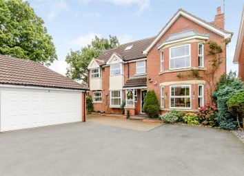 Thumbnail 6 bed detached house for sale in Cherrington Way, Solihull