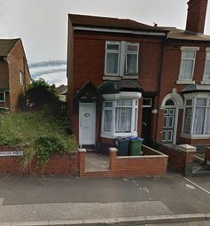 Thumbnail 3 bedroom terraced house to rent in Station Road, Cradley Heath