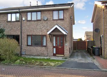 Thumbnail 3 bedroom semi-detached house to rent in Brook Meadow, Higher Bartle