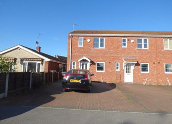 Thumbnail 3 bed terraced house to rent in Gunhills Lane, Armthorpe, Doncaster