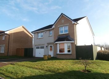 Thumbnail 4 bedroom detached house for sale in Firethorn Drive, Cumbernauld, Glasgow