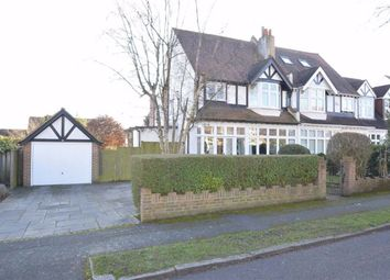 Thumbnail 3 bed semi-detached house for sale in The Chase, Coulsdon, Surrey