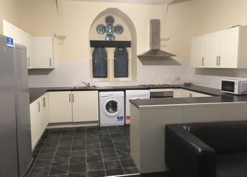 Thumbnail 7 bed flat to rent in Hanover Street, Sheffield