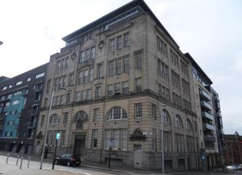 Thumbnail 1 bed flat to rent in College Street, Glasgow