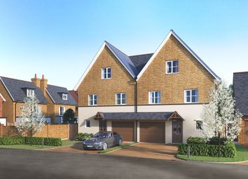 Thumbnail 5 bed semi-detached house for sale in Chigwell Grange, High Road, Chigwell, Essex