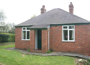 Thumbnail 2 bed bungalow to rent in Caynham Road, Clee Hill