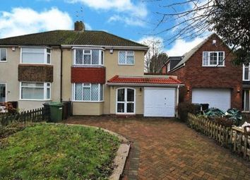 Thumbnail 3 bed semi-detached house to rent in Rosemary Crescent West, Wolverhampton