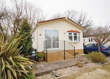 Thumbnail 2 bedroom mobile/park home for sale in Riverside, Wimborne Road, Bournemouth