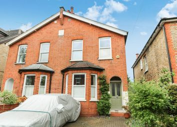 Thumbnail 3 bed semi-detached house for sale in Tolworth Park Road, Tolworth, Surbiton